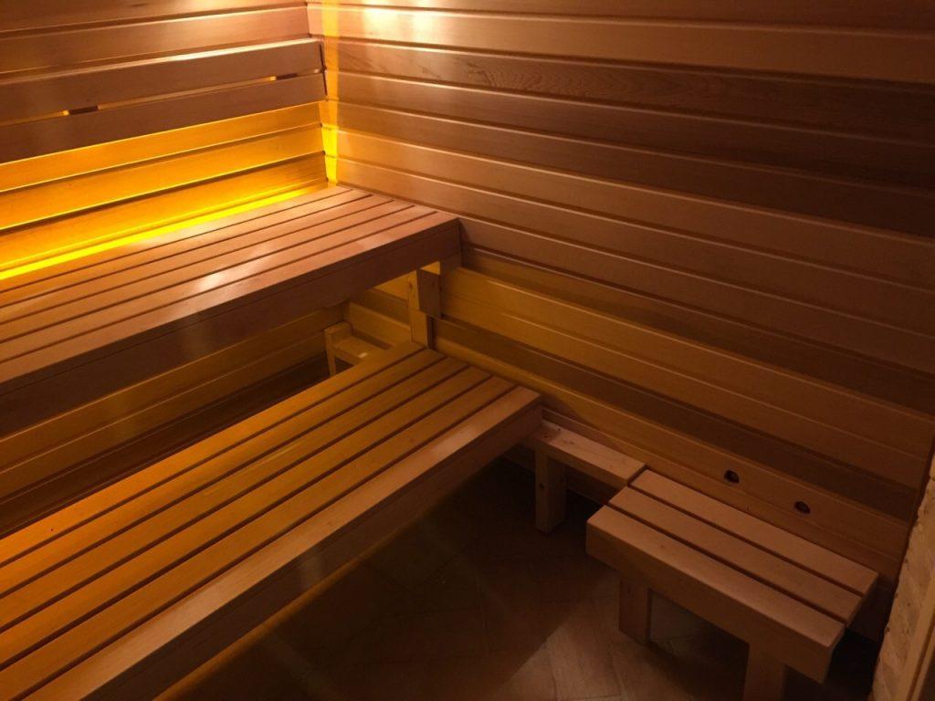 Pirčių įrengimas Sauna-Installation