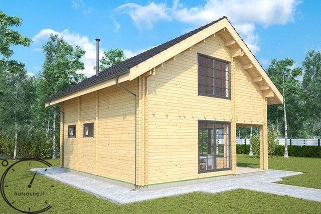 individuelle Hus Konstruktion (4)