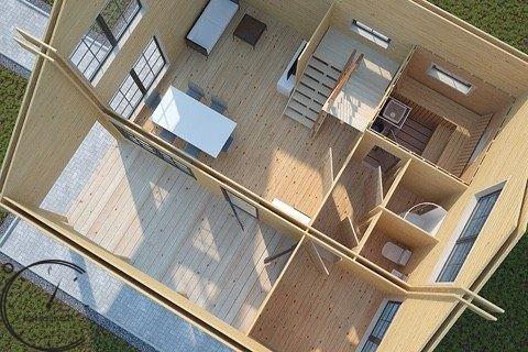 individuelle Hus Konstruktion (5)