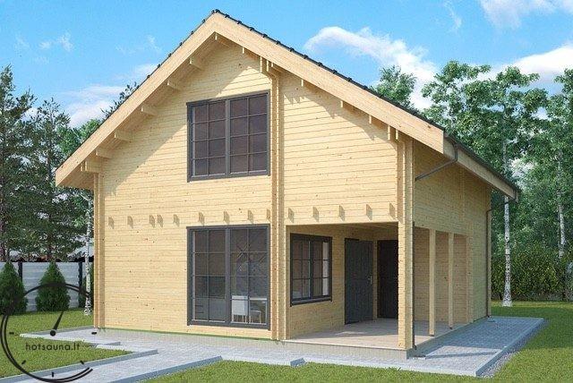 individuelle Hus Konstruktion (6)