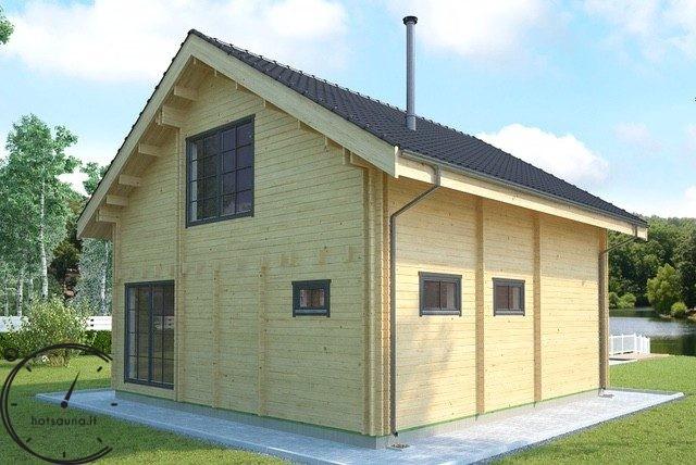 individuelle Hus Konstruktion (7)