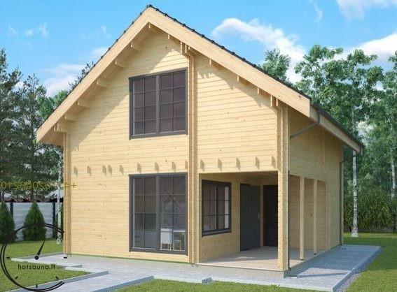 Дом Sauna Jonas