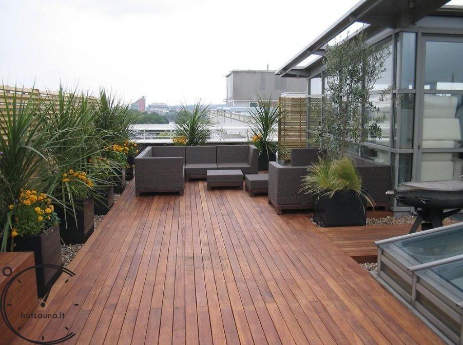 montirujem dereviannije terasi Terrasseninstallation Terrasseneinbaupreis (7)