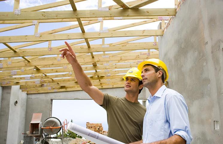 Bauarbeiten, Reparaturen