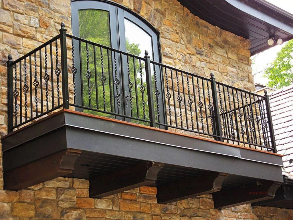 Metal fences metal stairs rails