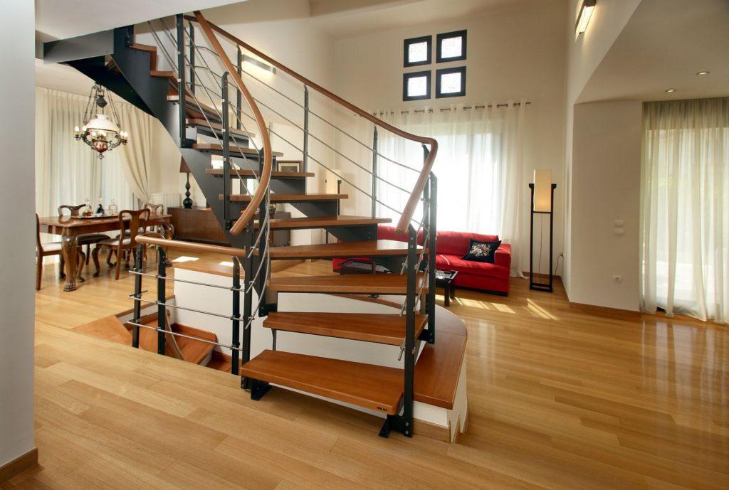 Металические лестницы, сварочные работы