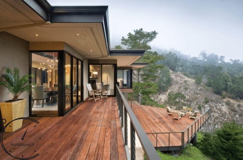 montirujem dereviannije terasi Terrasseninstallation Terrasseneinbaupreis (8)