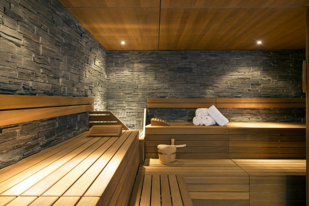 Sauna Instaliation