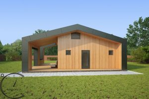sauna hugge mini pirtis sauna lauko hotsauna (5)
