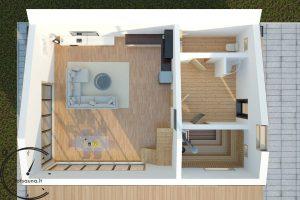 sauna hugge mini pirtis sauna lauko hotsauna (6)