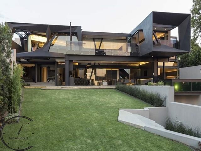 Жилой дом ACDC 400 m2 - 600 m2