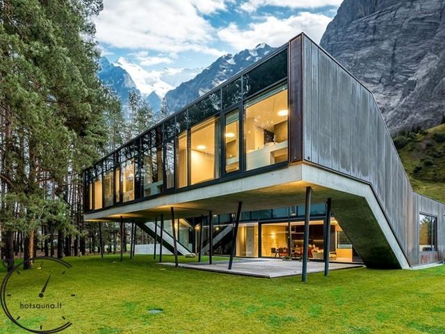 Жилой дом LOUSANNE 260 m2 - 380 m2