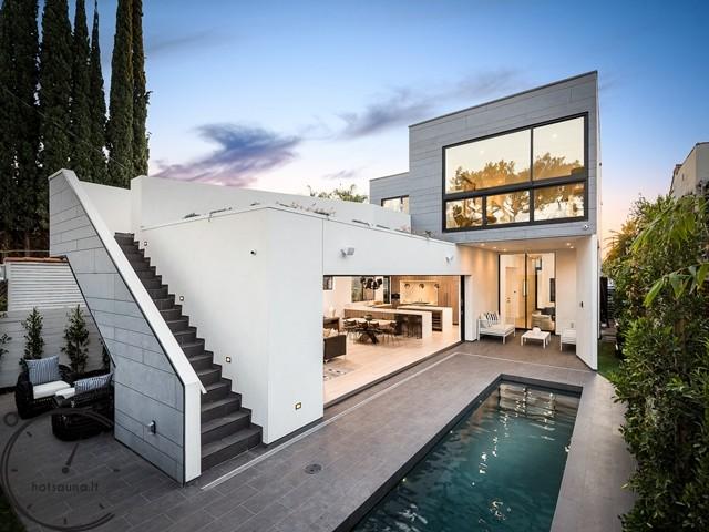 Жилой дом CALIFORNIA 427 m2 - 487 m2