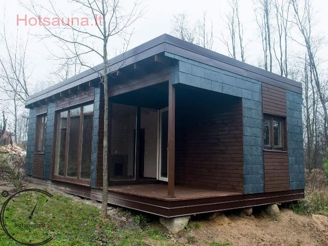 Sauna Modern STONE