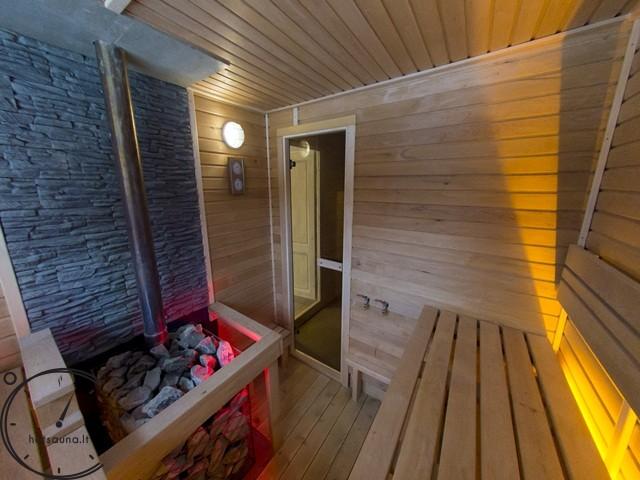 sauna modern papildoma istiklinta terasa 4 metru sauna for sale (7)
