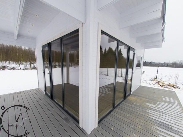 sauna modern parduodu pirti sauna for sale sauna pardavimui (23)