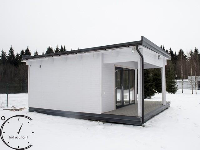 sauna modern parduodu pirti sauna for sale sauna pardavimui (3)