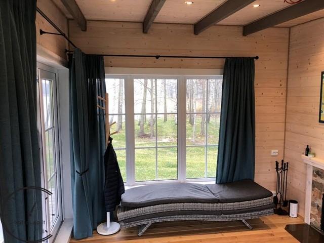 sauna modern su papildoma terasa sauna for sale (1)