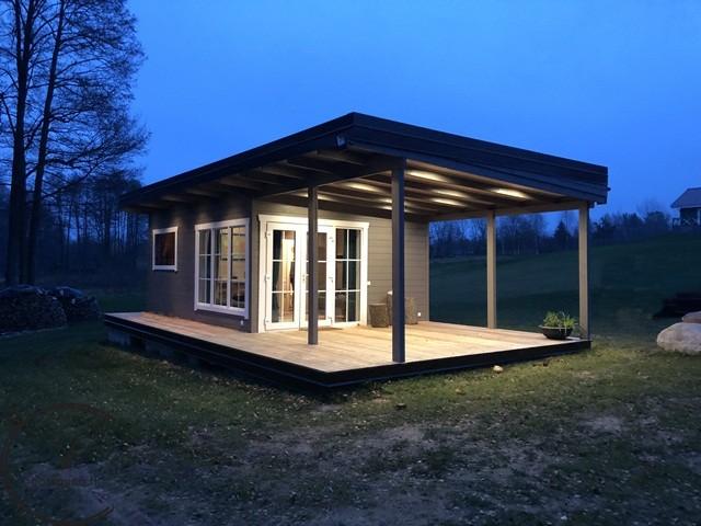 sauna modern su papildoma terasa sauna for sale (10)
