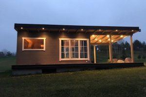 sauna modern su papildoma terasa sauna for sale (13)