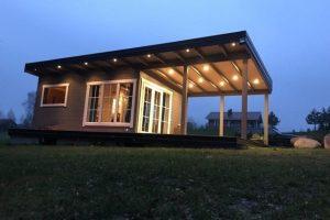 sauna modern su papildoma terasa sauna for sale (8)