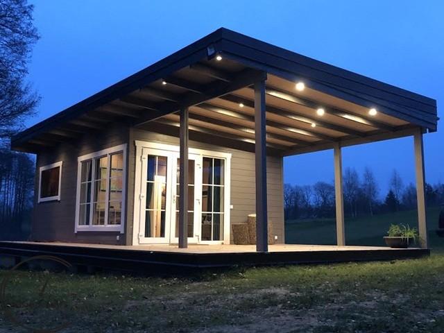 sauna modern su papildoma terasa sauna for sale (9)