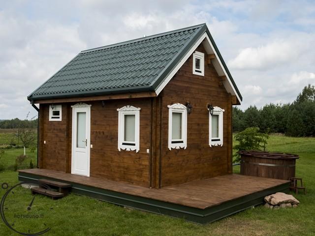 Sauna AKROPOL TRADICIONAL