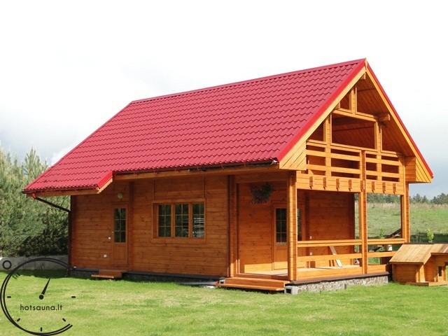 Sauna VIOLETA