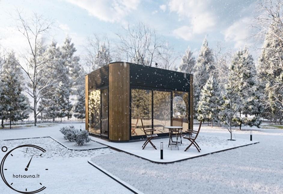 Sauna DELTA
