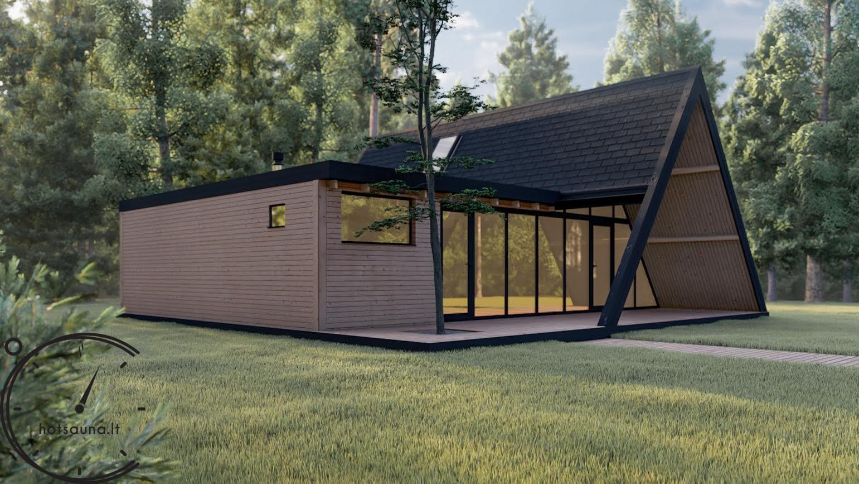 sauna alfa modern 3 parduodu pirti moderni pirtis pirties statyba parduodu nauaj modernia pirti (3)