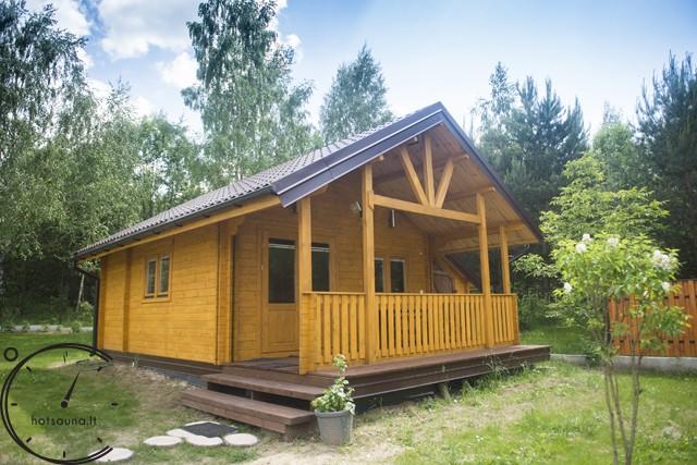 Sauna ASPEN TOP