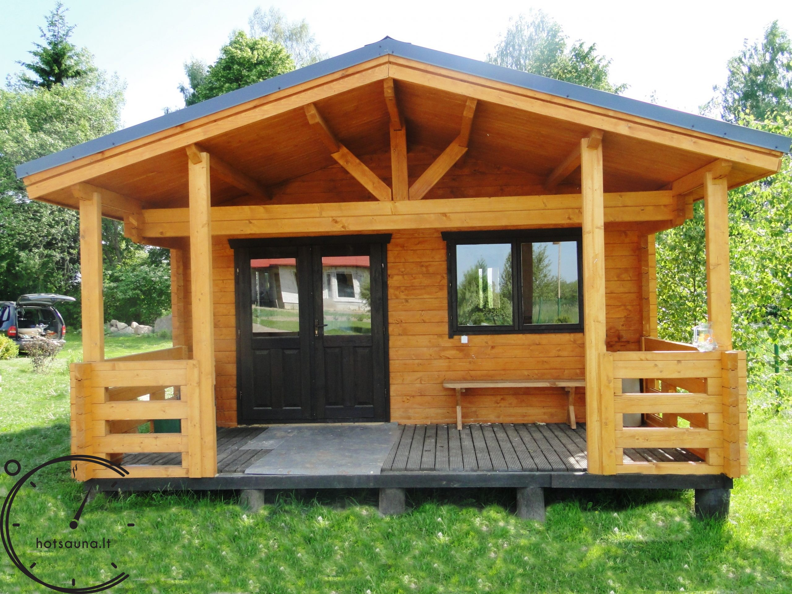 Sauna ASPEN 5