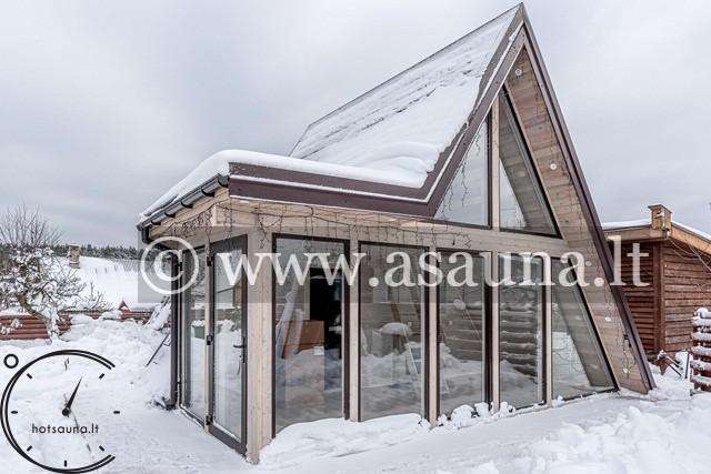 Sauna ALAFA MODERN MINI